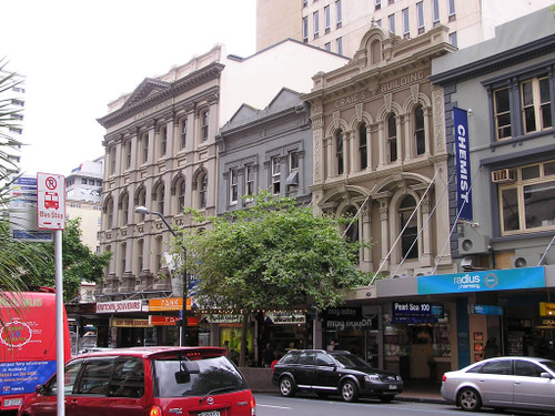 Queen Street Streetscape