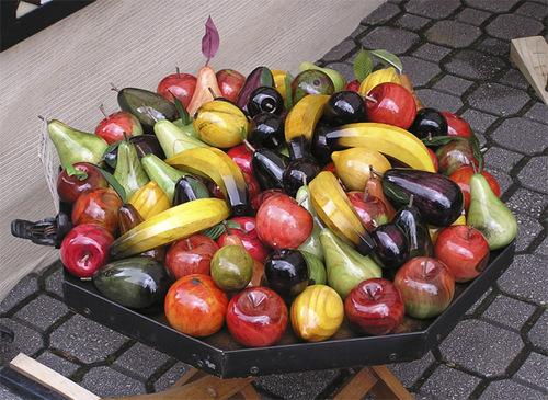 Fruit Bowl, Salamanca Markets