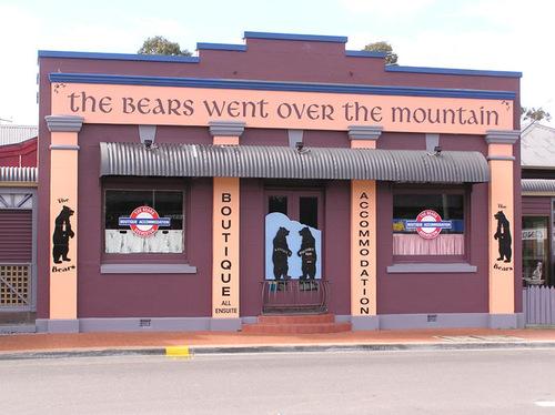 Geeveston Bears