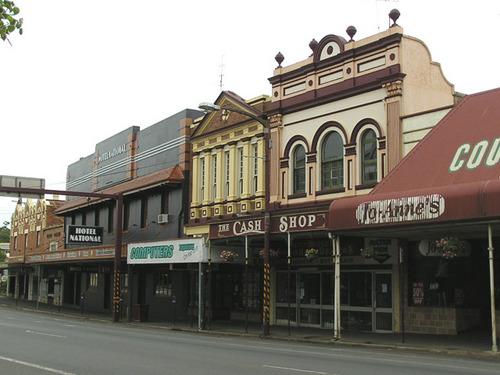 Russell Street