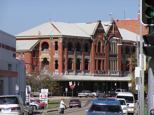 Townsville Railway Station