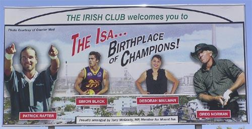 Isa Champions