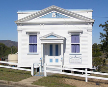 Mt Perry's Masonic Lodge