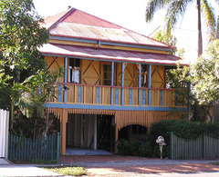 Beautiful Old Queenslander
