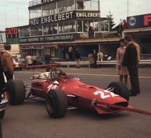Ferrari, 1968 style